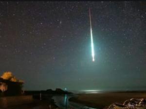 Meteor. Izvor: Express.co.uk