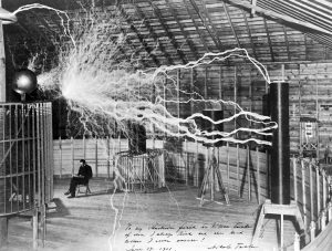 Nikola Tesla. Izvor: Wikimedia Commons