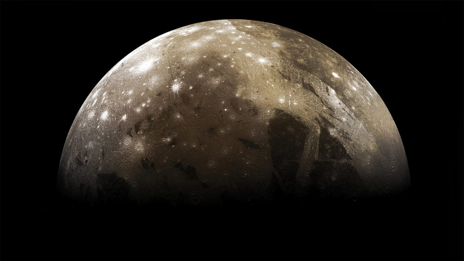 ganimed-radio signal-jupiterov mjesec