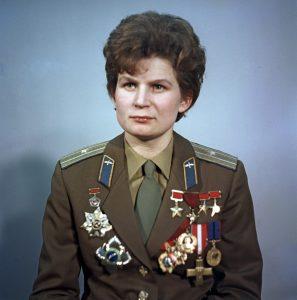 Valentina Tereškova. Izvor: Wikimedia Commons
