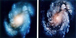 Hubble teleskop-galaksija