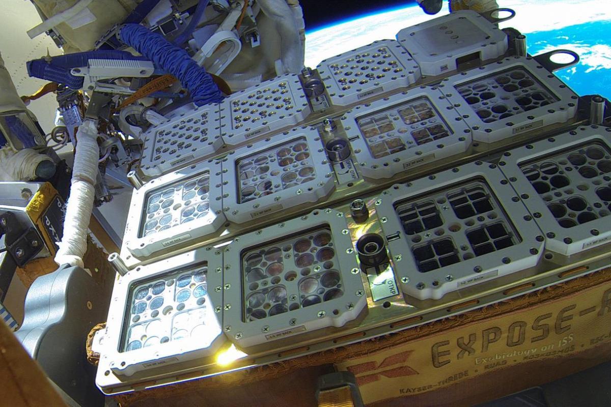 Dokazano je da mikrobi koji se nalaze na ISS-u mogu preživjeti ekstremne uvjete poput svemirski radijacije. Izvor: newatlas.com