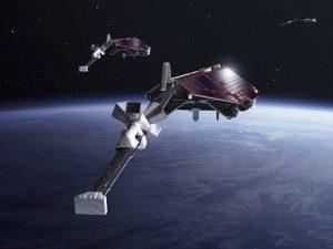 ESA-Swarm sateliti