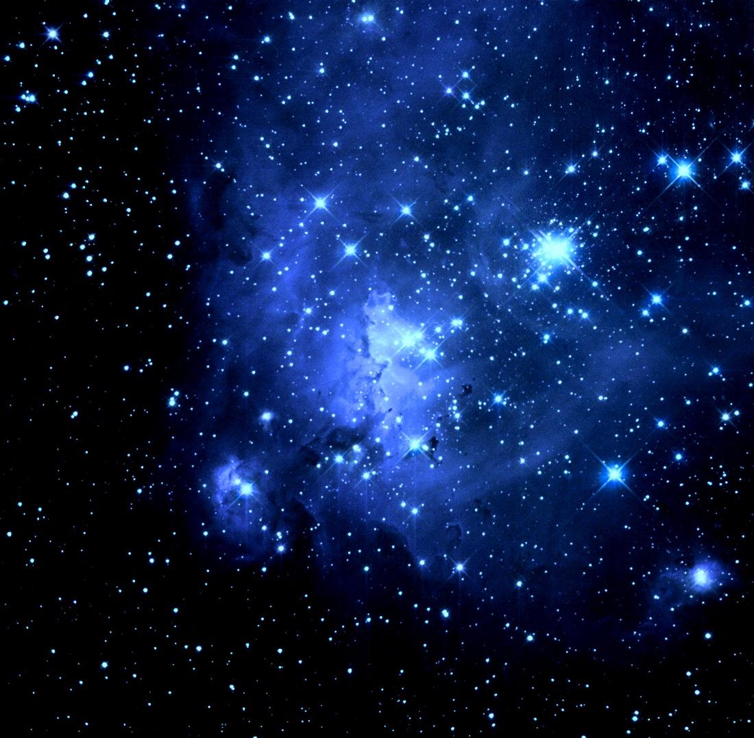 OB zvijezde. Izvor: Wikimedia Commons