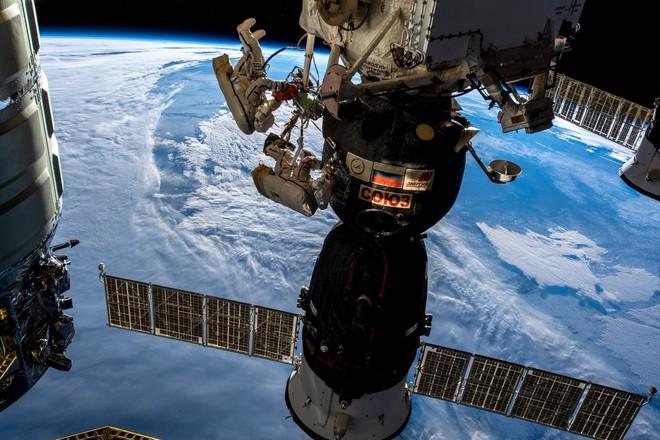 Svemirska letjelica Roskozmosa. Izvor: News.ru