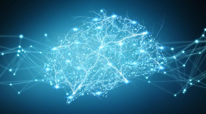 Neuralna mreža. Izvor: Svjetlosni valovi. Izvor: Theconversation.com