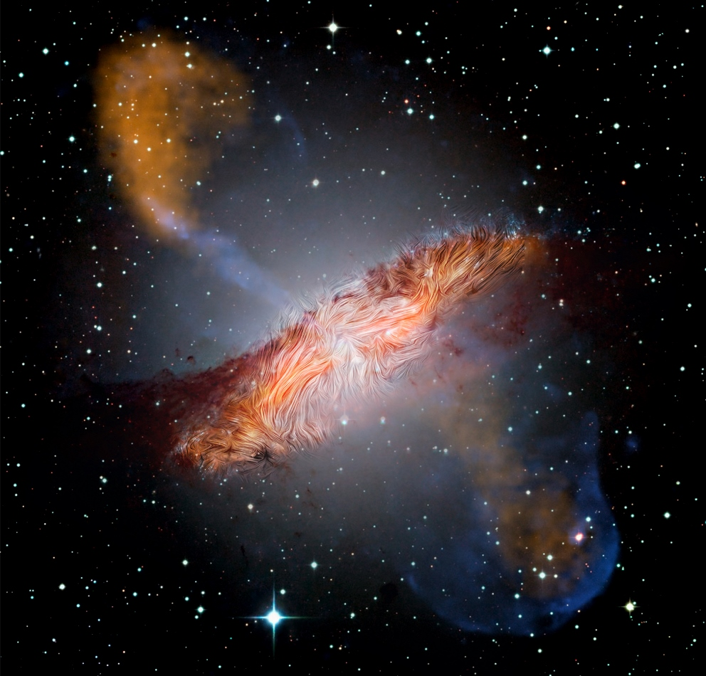 Centaura A. Izvor: NASA.gov