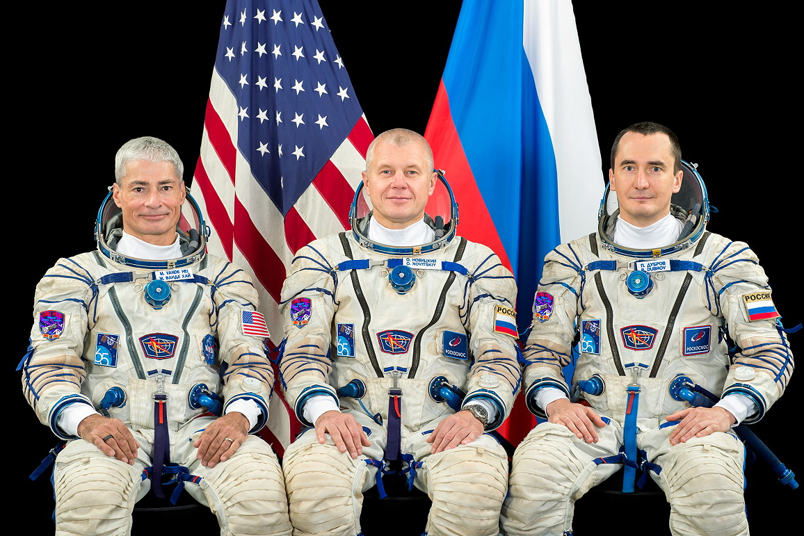 Posada Soyuza MS-18. Izvor: Spacefacts.com