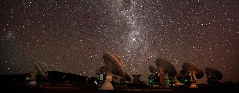 Alma Opservatorij. Izvor: almaobservatory.org