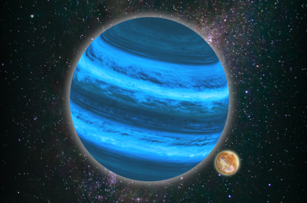 Egzoplanet. Izvor: Tommaso Grassi / LMU