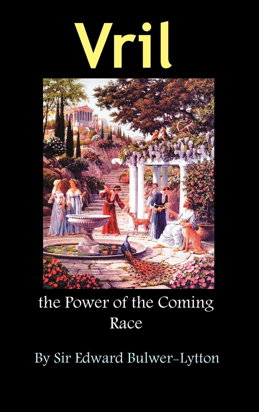 Vril: The power of the coming race. Izvor: Wikimedia Commons.