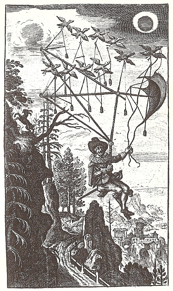 Čovjek na Mjesecu. Izvor: Wikimedia Commons.