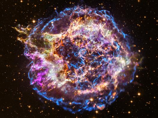 Kasiopeja A. Izvor: sciencesprings.com