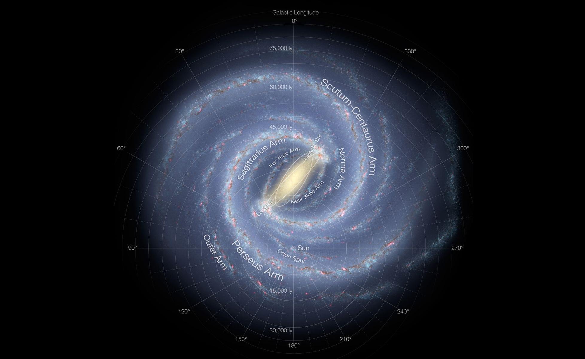 Izvor: NASA/JPL-Caltech/R. Hurt (SSC/Caltech)