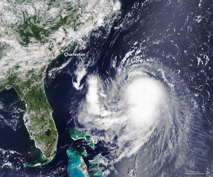 Izvor: NOAA/Goes East.