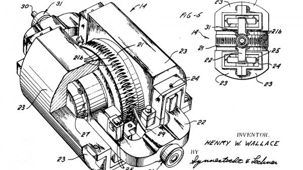 Generator sekundardnog gravitacijskog polja, američki patent 3,626,605, kontroverznog Thomasa Townsenda Browna.