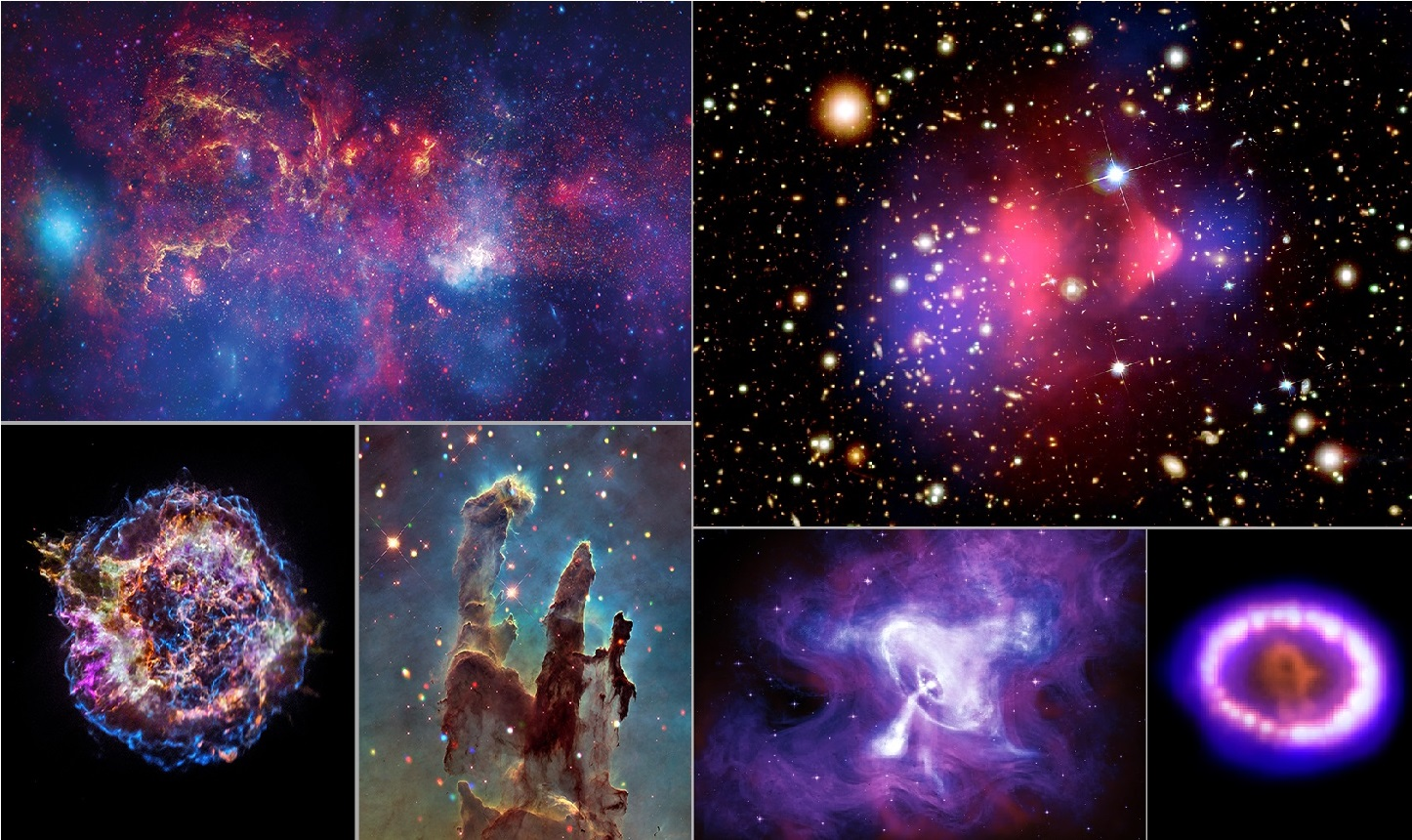Izvor: X-ray: NASA/CXC/SAO / NASA/STScI; IR: Spitzer NASA/JPL-Caltech.