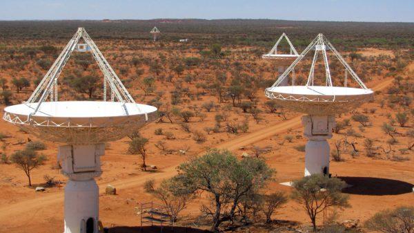 CSIRO, teleskop ASKAP. Izvor: Wikimedia Commons.