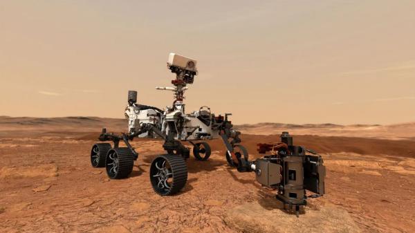 Rover Perseverance. Izvor: NASA/JPL/Caltech.